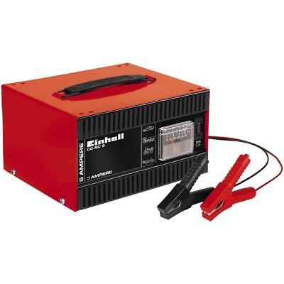 EINHELL Autobatterie Ladegerät KFZ Motorrad CC-BC 5