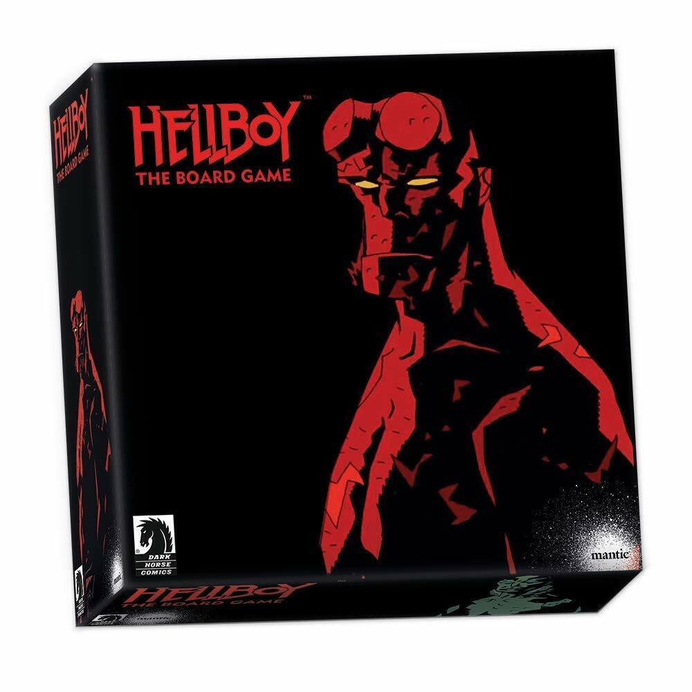 Hellboy Hellboy Hellboy  The Board Game 517042