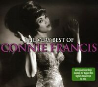 Connie Francis - Very Best Of [new Cd] Uk - Import on sale