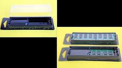 Laptop RAM Memory Case Clam Shell  for DDR 1,2,3 SODIMM Modules Lot of 6 12 60