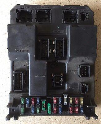 BSI vierge PEUGEOT 307 phase 1 K02 K02-00 VALEO 9651197080 9651197780