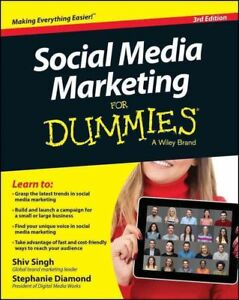Social-Media-Marketing-For-Dummies-Book-Textbook-3rd-Ed-2015-by-Shiv-Singh-VGC