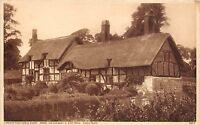 BR58694 stratford upon avon anne hathaway s  cottage shottery    uk