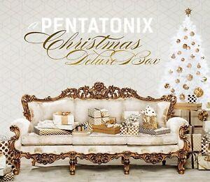 PENTATONIX-A-PENTATONIX-CHRISTMAS-DELUXE-GERMAN-DELUXE-BOX-CD-NEU