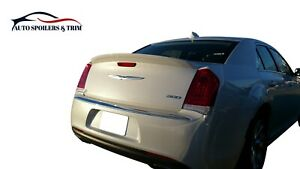 #563 PAINTED FACTORY STYLE SRT SPOILER Fits the 2012 - 2020 CHRYSLER 300