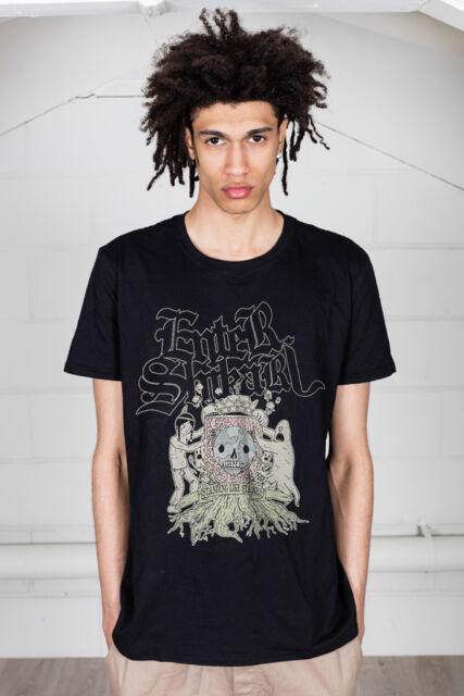 Official Mens Enter Shikari Sky Break Unisex T-Shirt Common Dreads Tribalism Mer