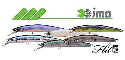Ima Japan Flit 100 Suspending Jerkbait Lure - Select Color(s)