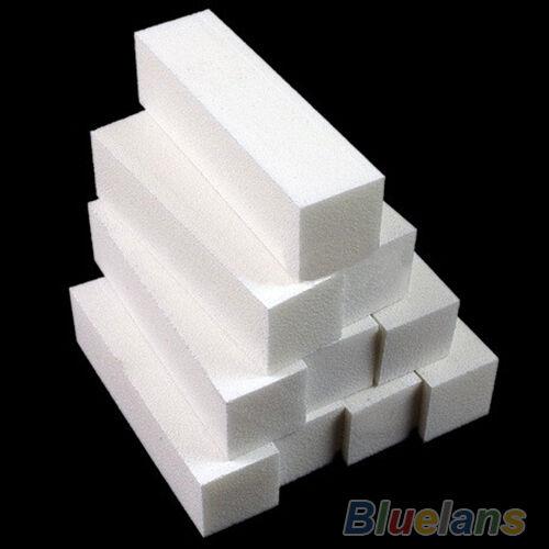 5X High Quality Sanding Block File Nail Buffing Nail Polish Buffer For Nail Art