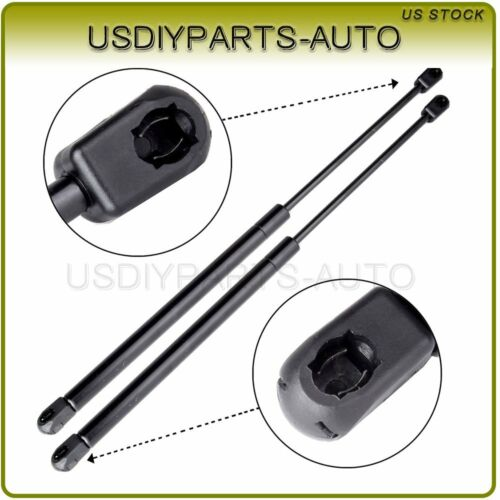 Pair Front Hood Gas Lift Support Struts For Dodge Ram 1500 2500 3500 4500 5500
