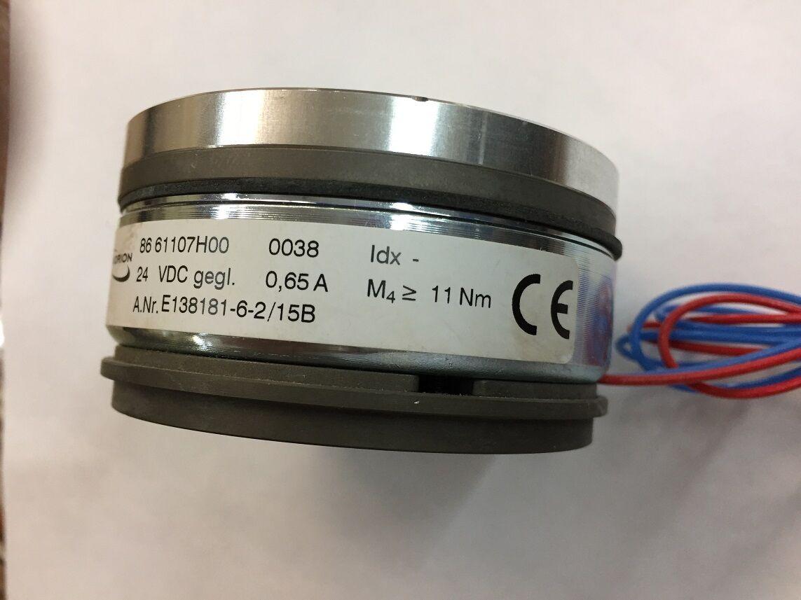 Kendrion Frein Complet Assembly 86 61107H00 ce est le même produit comme Binder