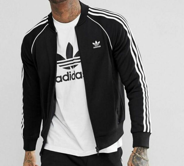 adidas Superstar Mens Tracksuit Jacket