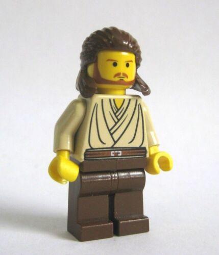 Lego QUI-GON JINN Minifigure Star Wars  7101 7121 7161 7171