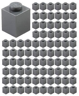Lego POUND lot Dark Gray Bricks plates parts pieces 1 Lb LEGOs Blue Gray