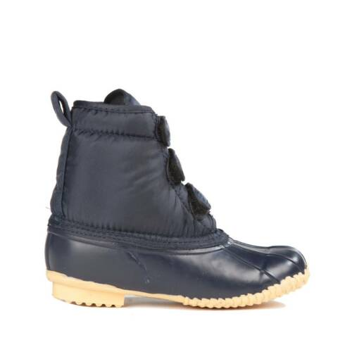 Tuffa Splosher Short Mucker Boot Navy