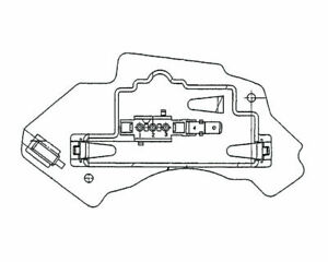 Hella-Inc-Blower-Regulator-351321131