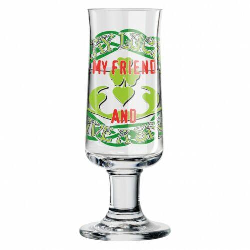 Schnapsglas 4cl Zwischenraum 2016 Ritzenhoff SCHNAPPS Sammlerglas
