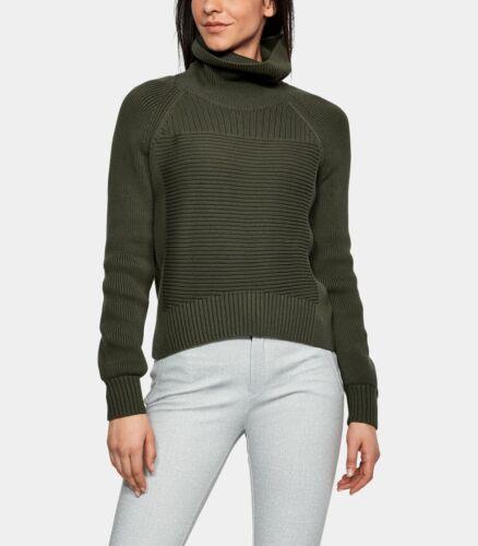 160 Women's Nwt Turtleneck 1315965 Sweater Armour 317 Under Xl Uas pzxFFC