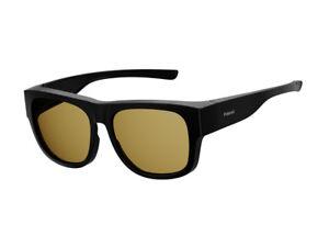 Occhiali-da-Sole-POLAROID-polarizzato-PLD-9010-S-nero-giallo-807-MU