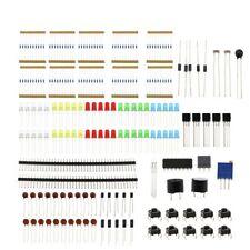 Components Electronics Components Led Buzzer Basic Starter Kit Capacitor
