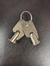 Seaga Vending Machine Keys Sm 211 Barrel Key Set Of 2