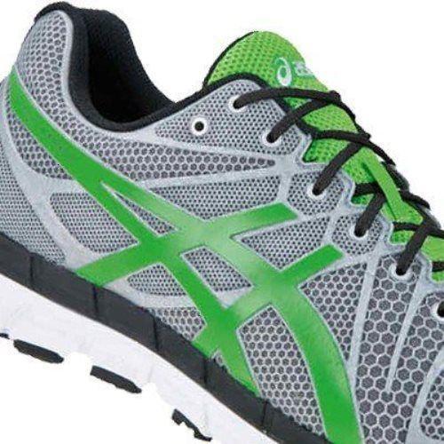 33 Running Homme Hyper Gel Vert Argent Sport 2 Asics qRCwxZT