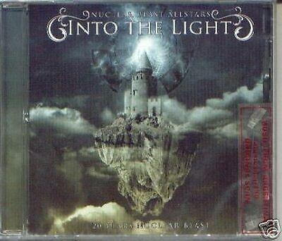 NUCLEAR BLAST INTO THE LIGHT CD NEW TARJA SAMMET KAKKO