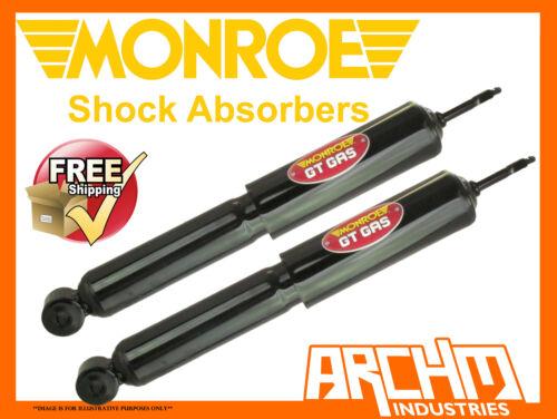 REAR MONROE GT GAS SHOCK ABSORBER FOR FORD FALCON XR XT XW XY UTE /& VAN