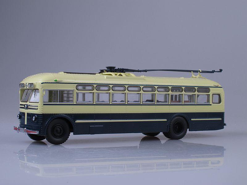 Soviet trolley bus MTB 82 1962 1962 1962 USSR SSM 1 43 SSM4003 de2909