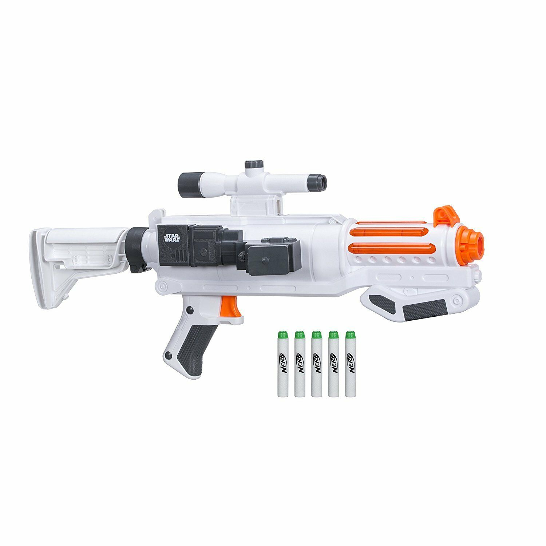 Brand New New New NERF Glowstrike CAPTAIN PHASMA Dart BLASTER Star Wars bd6688