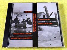 Virgil Thomson Complete Film Scores ~ Movie Music CD ~ The River ~ Plow Broke