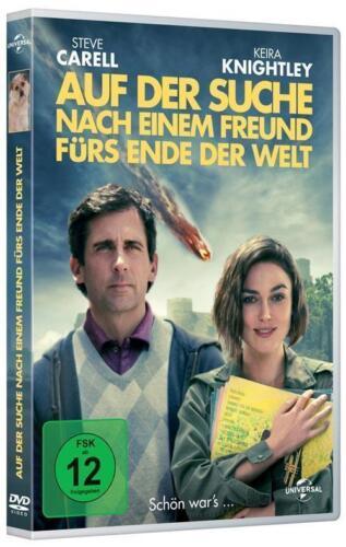 1 von 1 - Auf der Suche nach einem Freund fürs Ende der Welt DVD Steve Carell Knightley