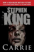 Carrie by Stephen King (2013, Paperback, Movie Tie-In)