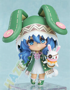 Nendoroid-Date-A-Live-Hermit-Q-Ver-4-034-PVC-Figure-Model-Toy-Collection-With-Box