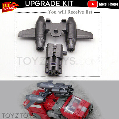 TRANSFORMERS 3D DIY replenish KIT FOR SS57 JEPP Bumblebee TWO WEAPON