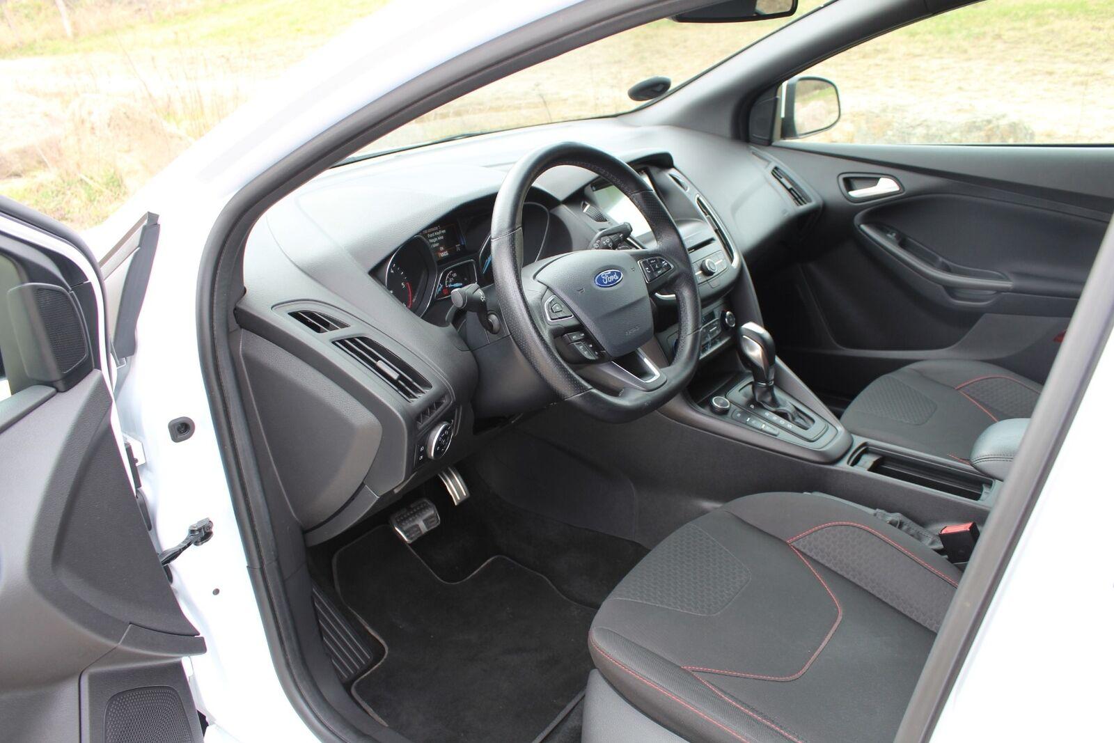 Ford Focus 1,5 TDCi 120 ST-Line stc. aut. - billede 8