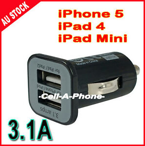 Black-Dual-Port-3-1A-USB-Car-Charger-Adapter-for-iPhone-iPad-Touch-2-3-3G-4-4S-5