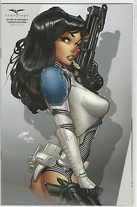 GRIMM FAIRY TALES: DAY OF THE DEAD 4 COSPLAY EXCLUSIVE STAR WARS STORM TROUPER