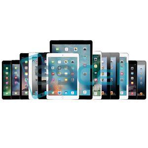 Apple iPad 1 2 3 4 - Mini Air Pro - 16GB 32GB 64GB 128GB 256GB  Wi-Fi + Cellular