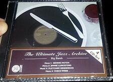 Ultimate Jazz Archive-Big Bands 33:Bennie Moten, Jimmie Lunceford, Flet.. [4 CD]