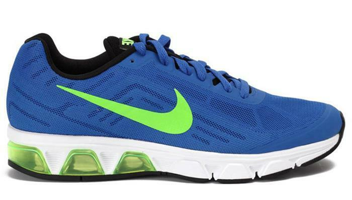 Men's Nike Air Max BoldSpeed Running Shoes, 654898 400 Sizes 11.5-12 Hyper Cobal