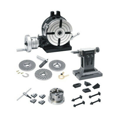 """INDEXING OR DIVIDING PLATES SETS WITH TAILSTOCK FOR THE ROTARY TABLE 4/"""" AND 6/"""""""
