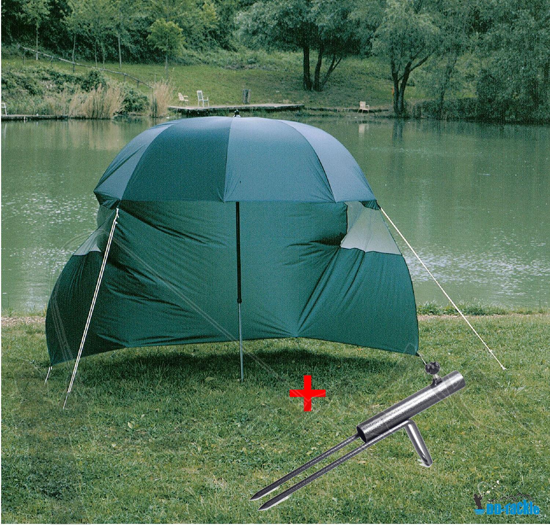 XXL 2,25m Ø Angel Ombrello Supporto pescatore OMBRELLONE ombrello tenda OMBRELLONE ombrello Brolly