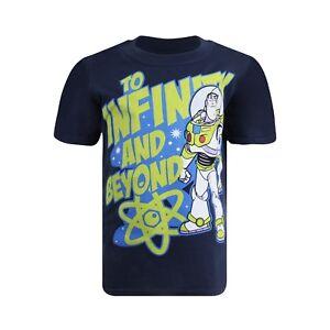 Toy Story Infinity T-Shirt Navy Boys