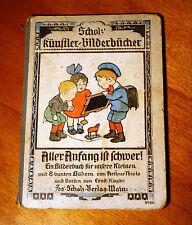 Thiele,A.-Kayser,A.- Aller Anfang ist schwer! Scholz Bilderbuch Nr. 416