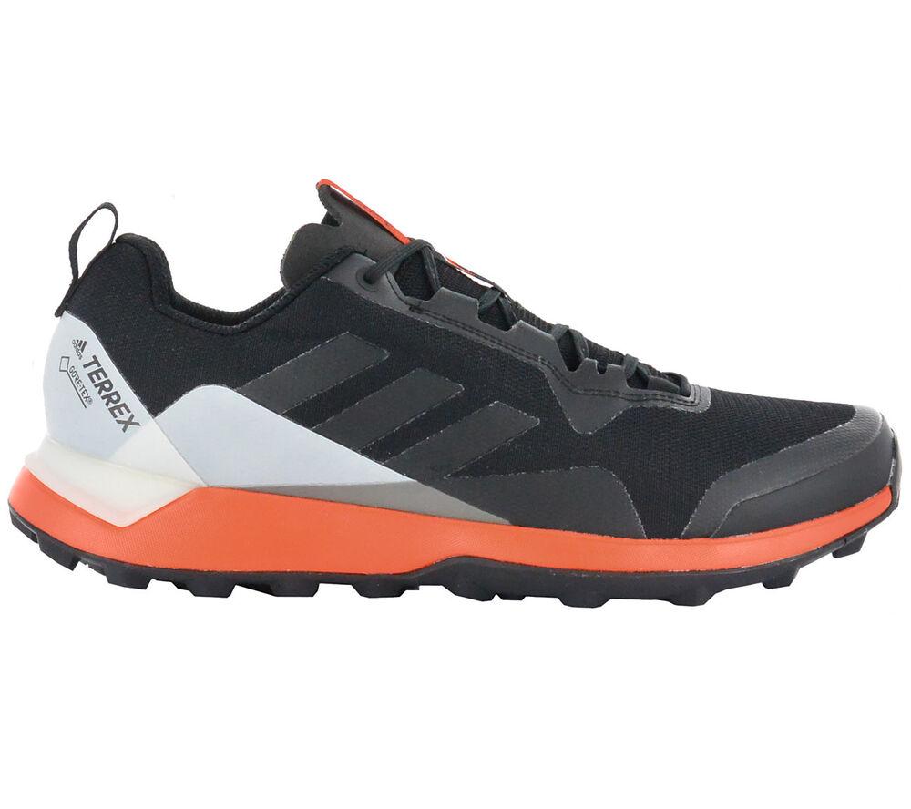 Adidas Terrex Cmtk GTX Gore-Tex Chaussure Noire Hommes de Randonnée pour Hommes Noire Trail 642486