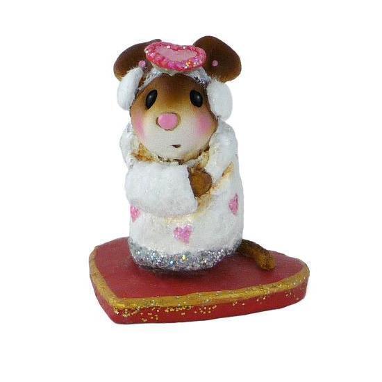 Wee Wee Wee Forest Folk Retirot Valentines Day M-476 - Little Missy Valentine bdfe90