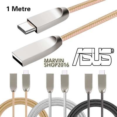 For Asus ZenPad 10 Z301ML Z301MFL USB-C Type C Date Sync Charger Charging Cable