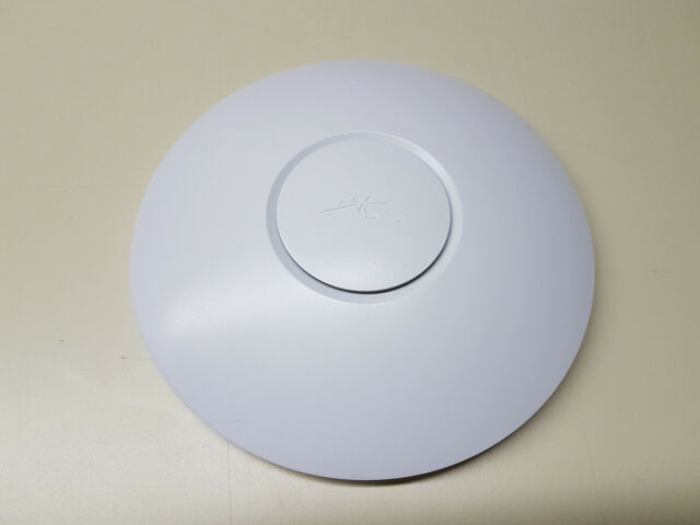 Ubiquiti Unifi AP UAP PoE 300Mbps Wireless B/G/N Access Point 6545A-UAP TESTED