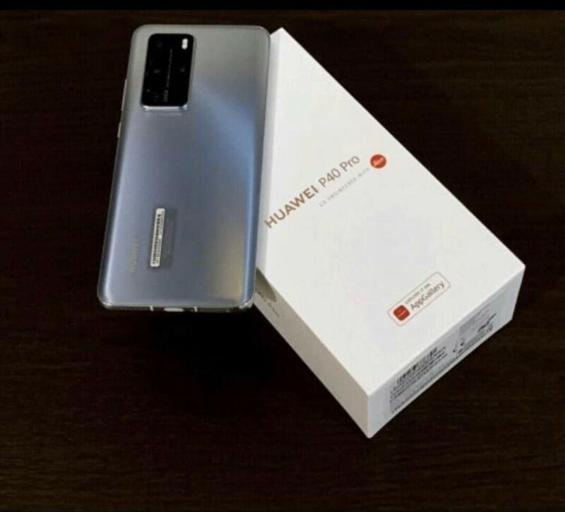 IMMACULATE Huawei P40 PRO Dual Sim 256GB for sale