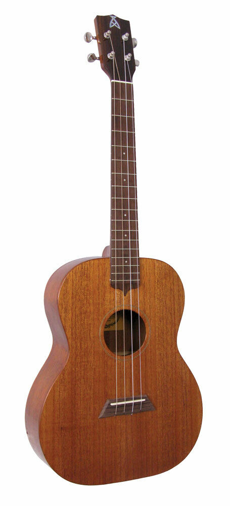 Ashbury AU-24 BARITONE UKULELE. Sapele top &body, Aquila strings. From Hobgoblin